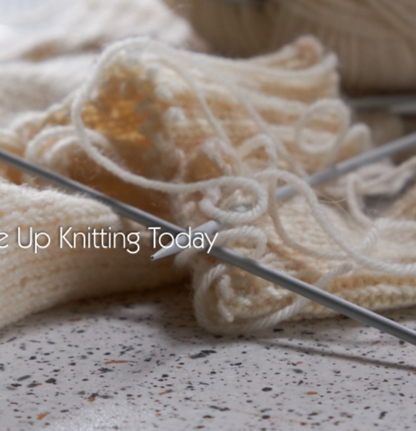 5 Reasons to Take Up Knitting Today