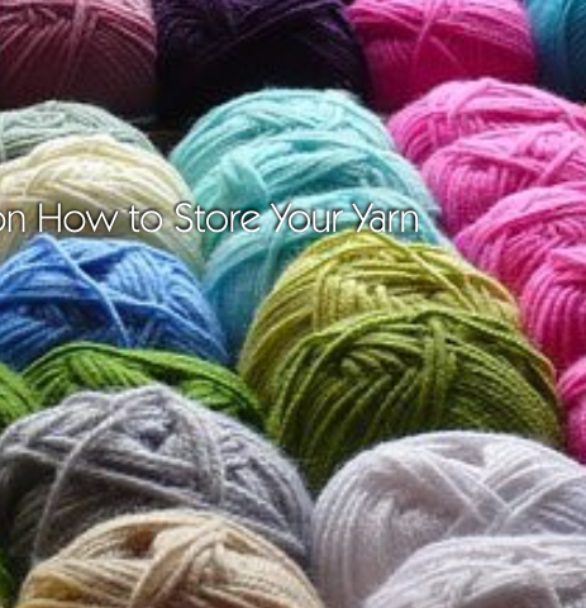 7 Unique Ideas on How to Store Your Yarn